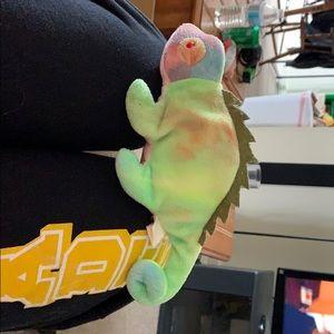 Other - Iggy the iguana beanie baby